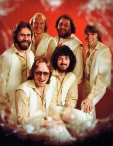 Photo of Inner City band.